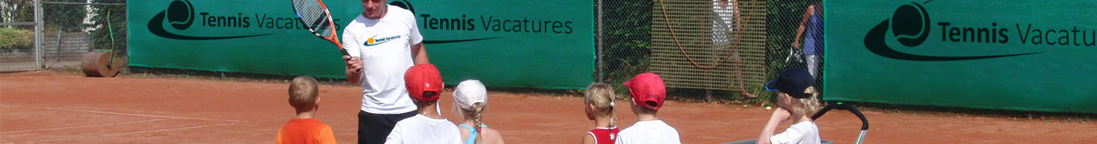 Tennis Vacatures Trainer Club Tennis